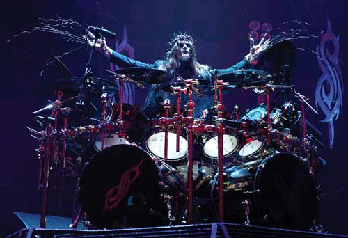 joey jordison wallpaper. About joey-jordison-drums at
